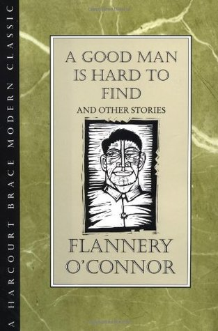 response short story good man hard find flannery o connor A good man is hard to find by flannery o'connor in the short story, 'a good man is hard to find', the main character is the grandmother flannery o'connor, the author, lets the reader find out who the grandmother is by her conversations and reactions to the other characters in the story.